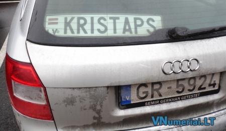 KRISTAPS