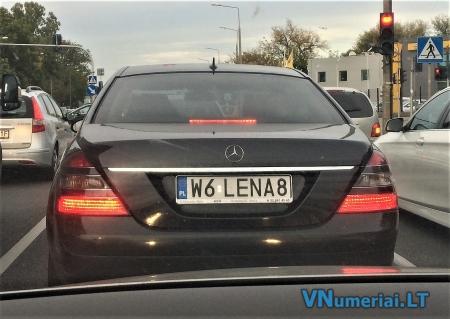 W6LENA8