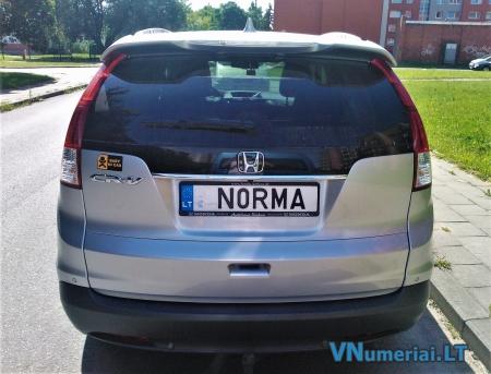 N0RMA